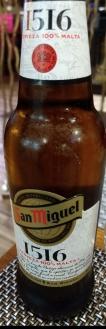 Cerveza San Miguel 1516