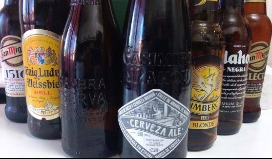 Maridaje de cervezas