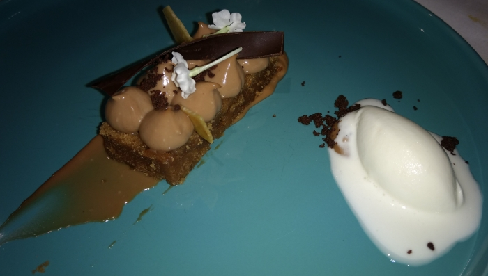 Chocolate y Avellanas