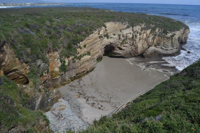 Cala de la Playa de las Catedrales