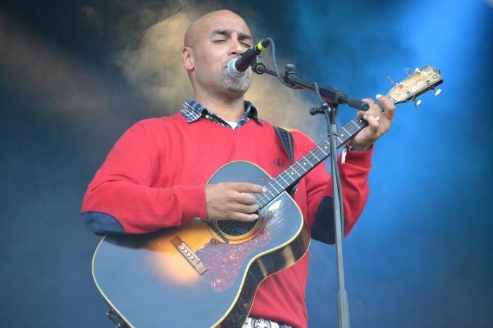 Peter Harper en Mundaka Festival