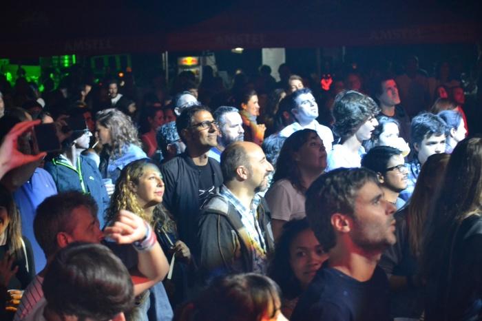 Público en el Mundaka Festival