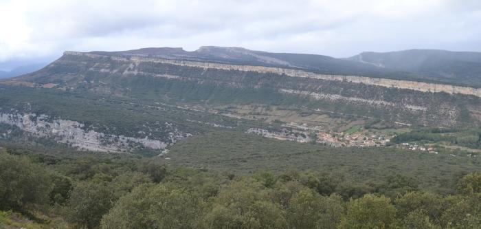 Puentedey y el monte de la Merindad de Valdeporres