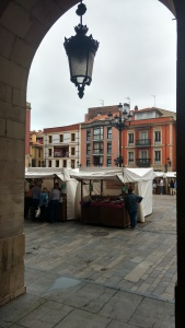 Plaza Mayor de Gijón